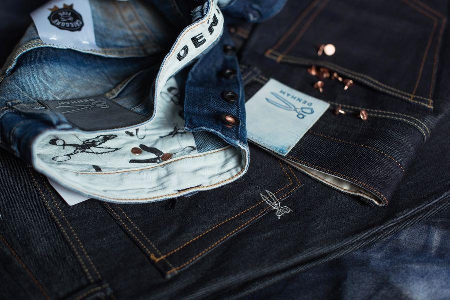 Meet the maker - Denham the Jeanmaker