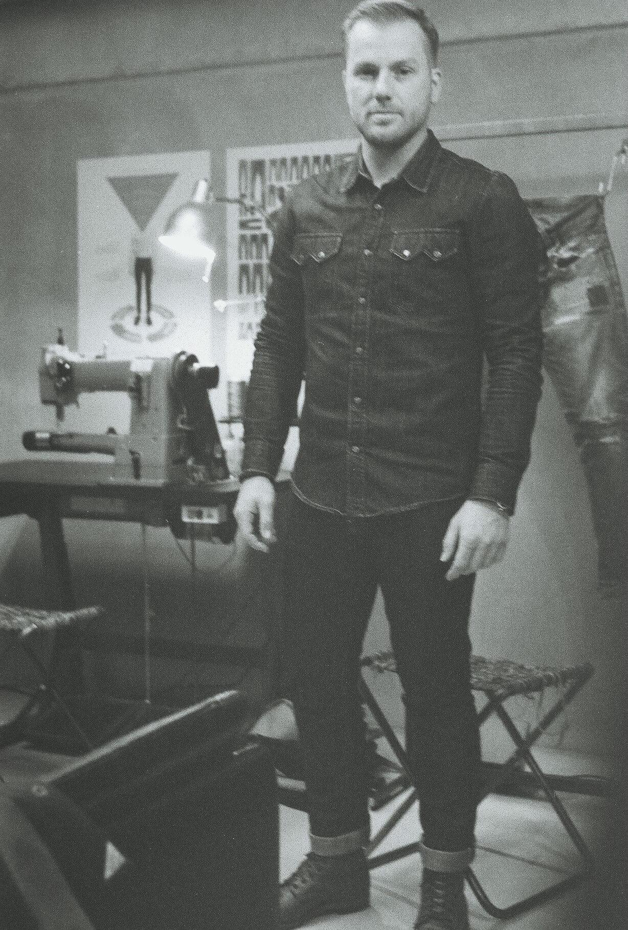 Nudie Jeans X Robin Denim Wear & Tear Contest – Jason