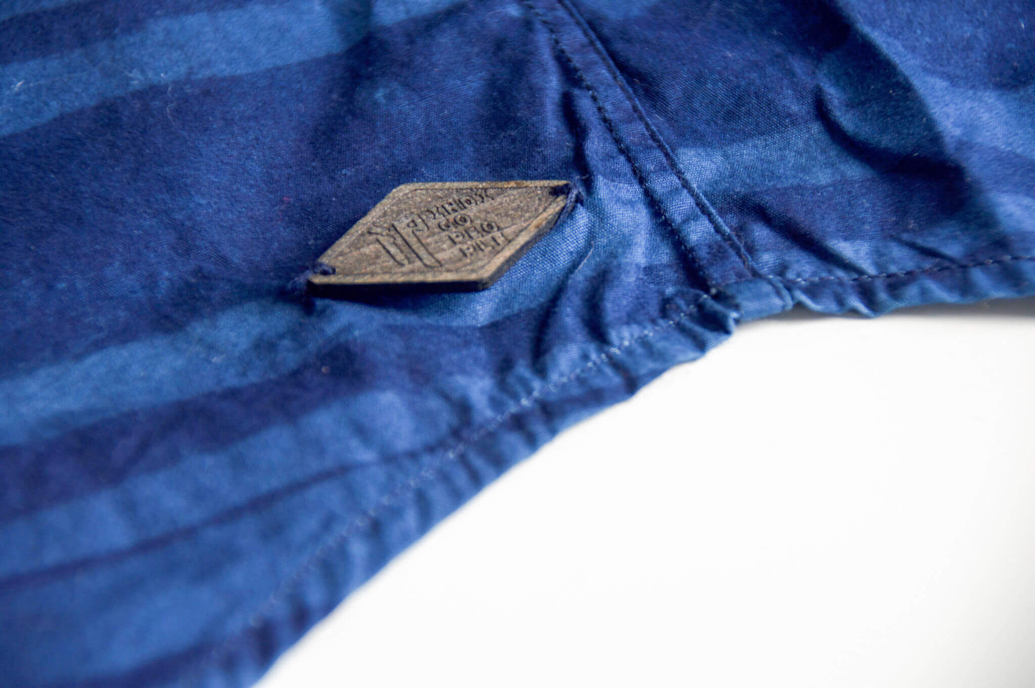 Review Indigo People Michi Shirt