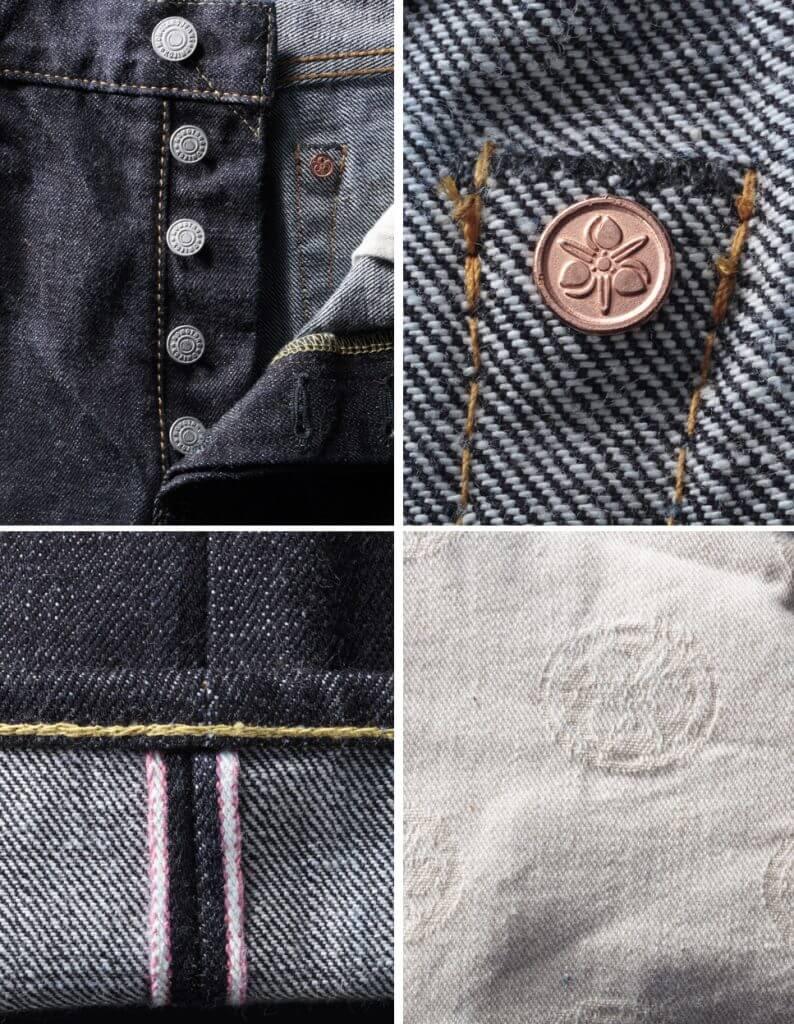 SS18 Momotaro Jeans