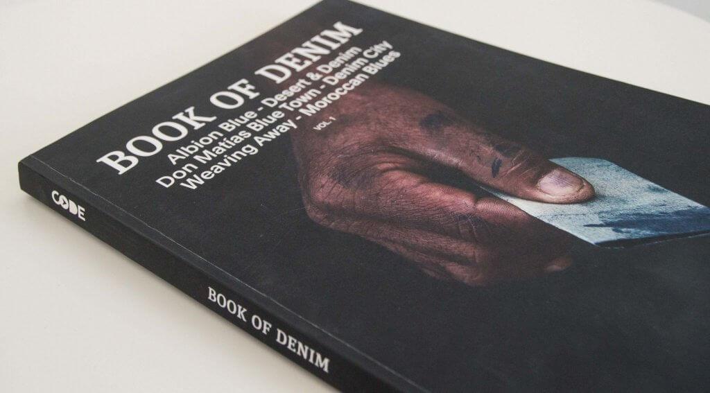 5 books about denim