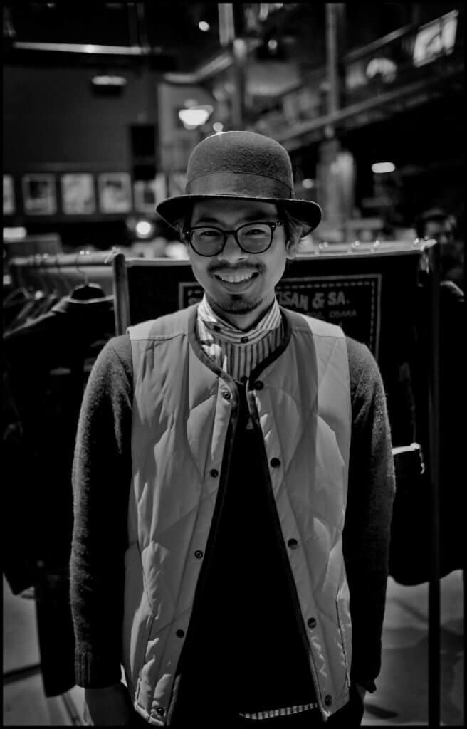 Interview Yoshi Yakushiji