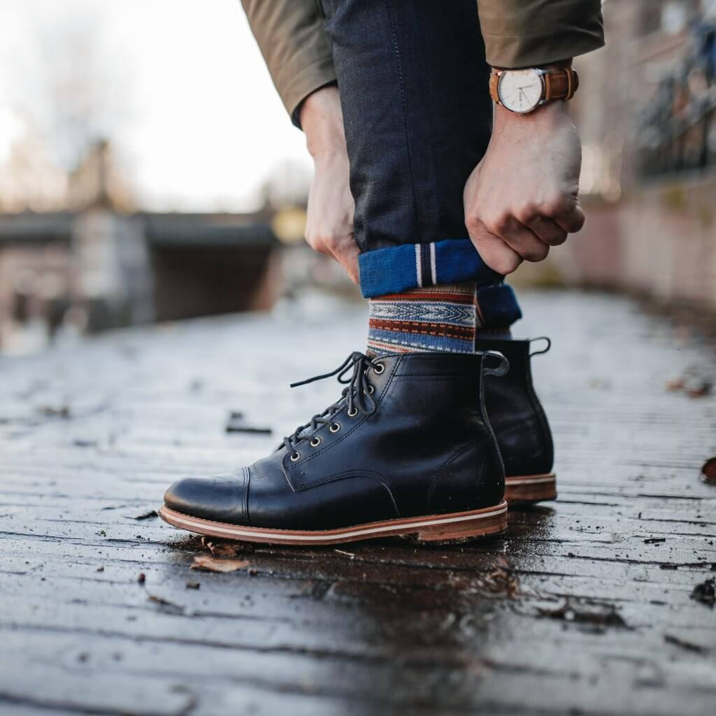 5 pairs of boots for the extra mile