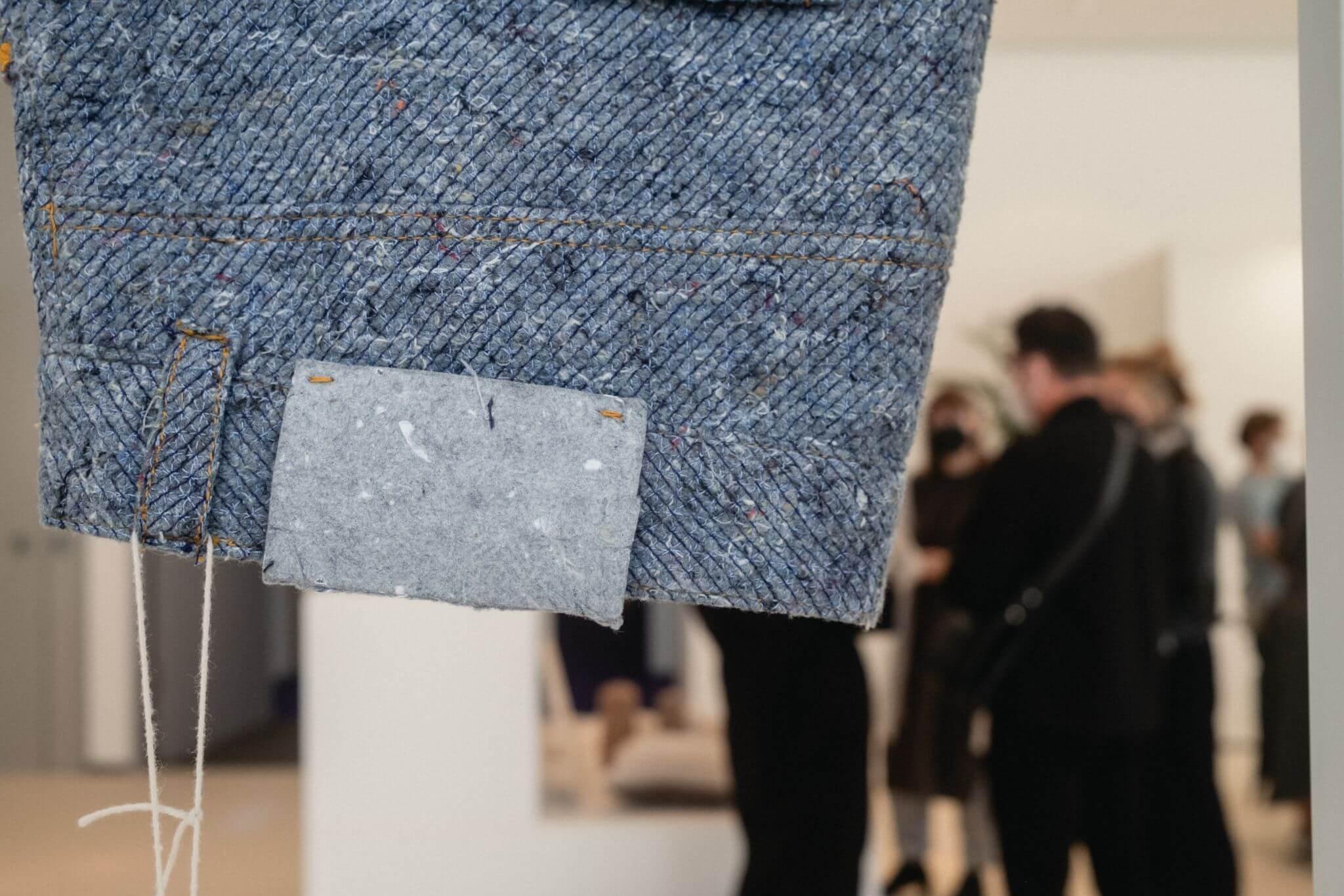 New Blue - ReSource - Munich Fabric Start