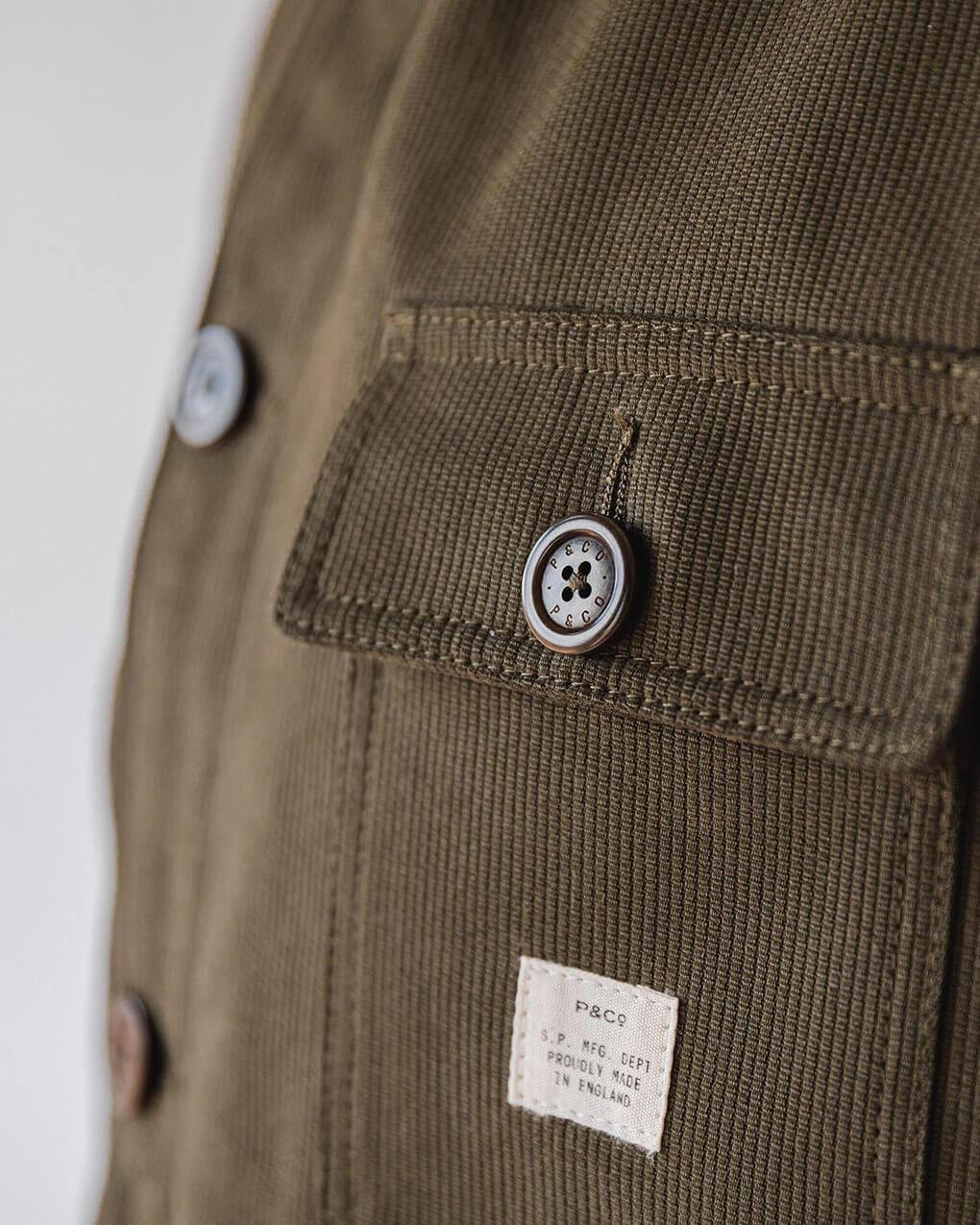 The A-2 Deck Jacket